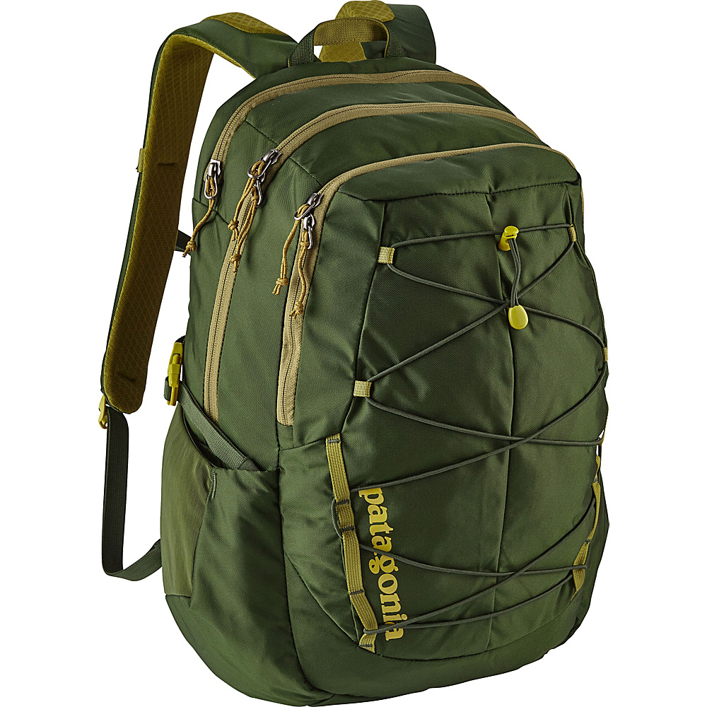 Patagonia Mens Chacabuco Pack 30L Glades Green - Patagonia Laptop Backpacks - Backpacks, Laptop Backpacks