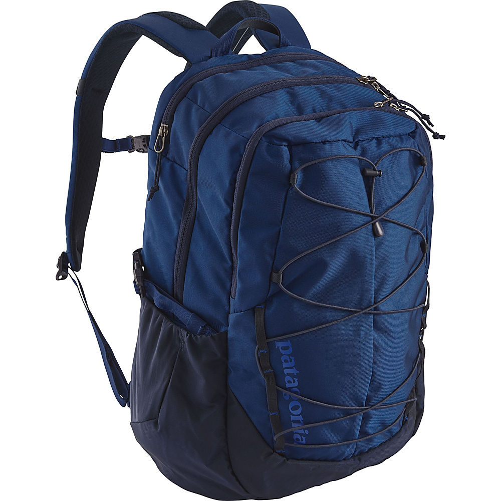 Patagonia Mens Chacabuco Pack 30L Navy Blue - Patagonia Laptop Backpacks - Backpacks, Laptop Backpacks