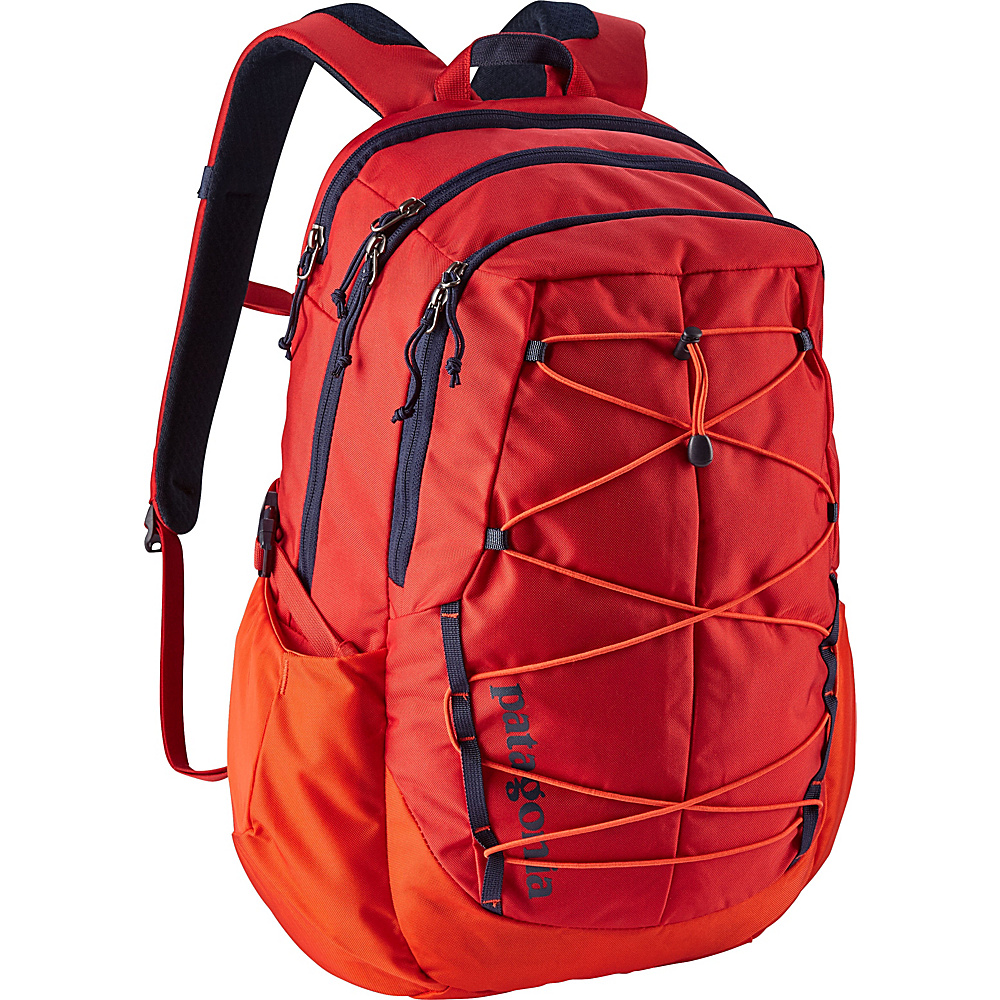 Patagonia Mens Chacabuco Pack 30L Paintbrush Red - Patagonia Laptop Backpacks - Backpacks, Laptop Backpacks