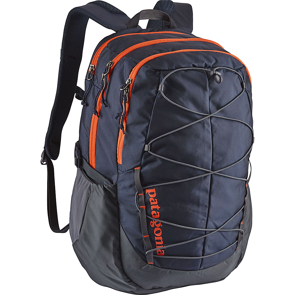 Patagonia Mens Chacabuco Pack 30L Smolder Blue - Patagonia Laptop Backpacks - Backpacks, Laptop Backpacks