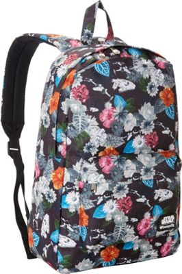 Loungefly Star Wars Floral Print Laptop Backpack Multi Colored - Loungefly Laptop Backpacks