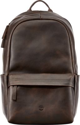 Timberland Wallets Tuckerman Laptop Backpack Dark Brown - Timberland Wallets Laptop Backpacks