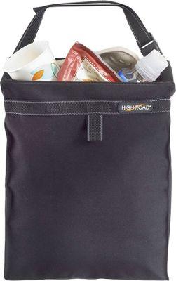 High road TrashStash Car Litter Bag - Large Black - High ...
