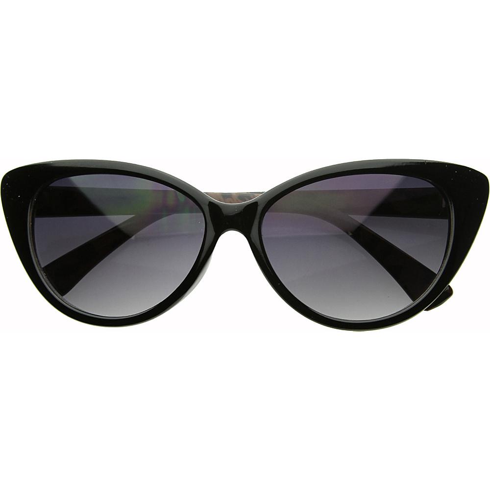 SW Global Emily Cateye Fashion Sunglasses Black - SW Global Eyewear - Fashion Accessories, Eyewear