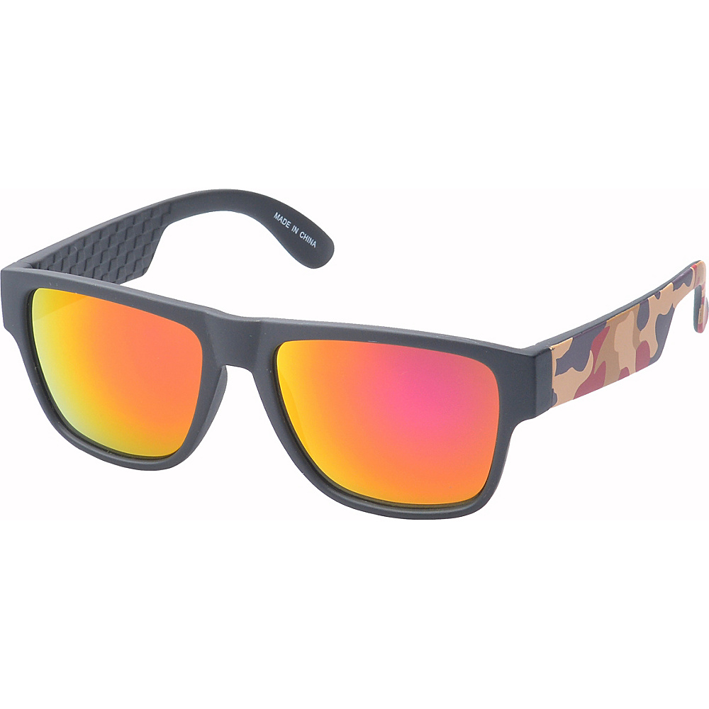 SW Global Bryson Square Fashion Sunglasses Beige-Pink - SW Global Eyewear - Fashion Accessories, Eyewear
