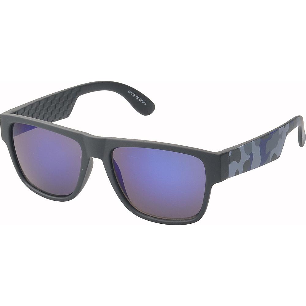 SW Global Bryson Square Fashion Sunglasses Grey-Purple - SW Global Eyewear - Fashion Accessories, Eyewear