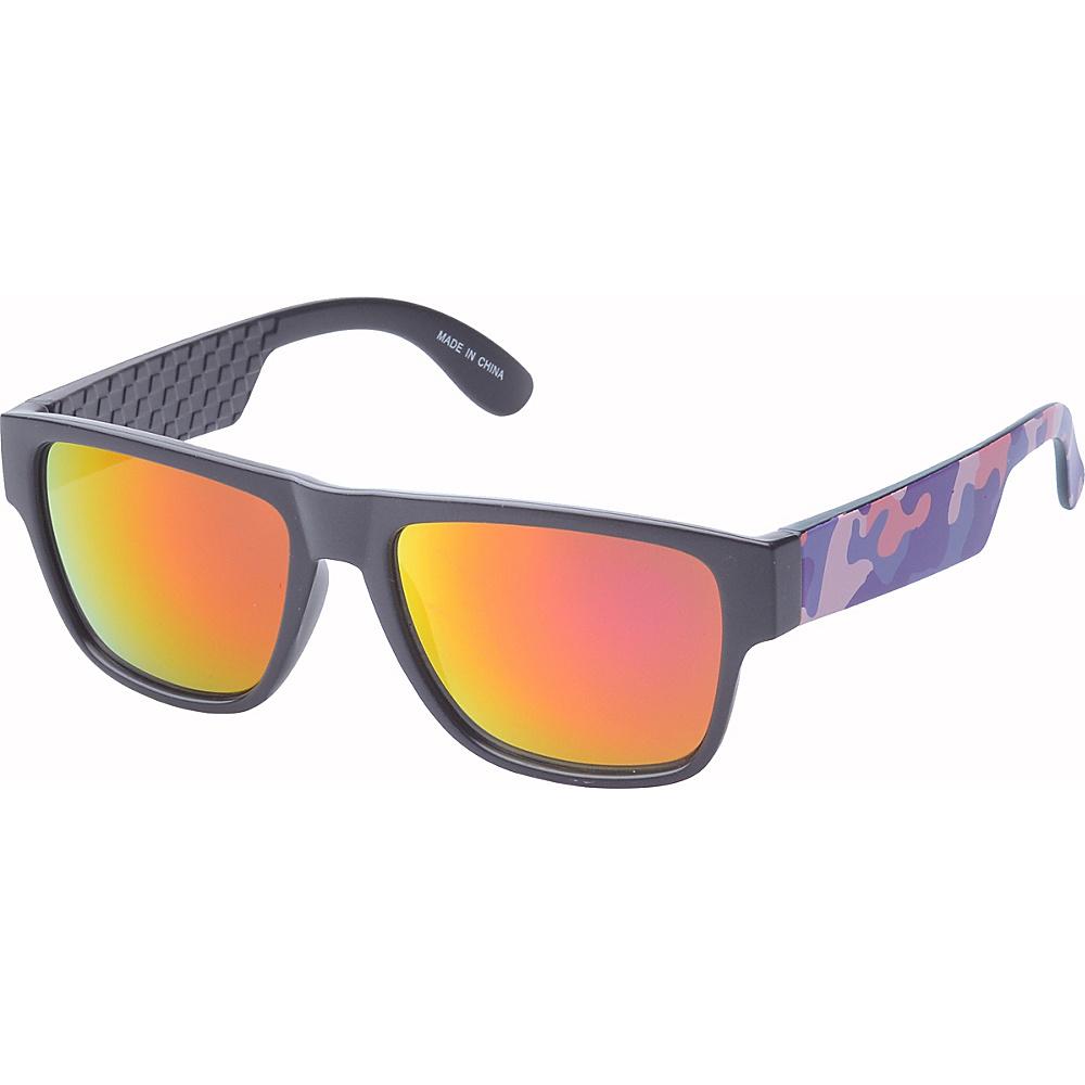 SW Global Bryson Square Fashion Sunglasses Pink - SW Global Eyewear - Fashion Accessories, Eyewear