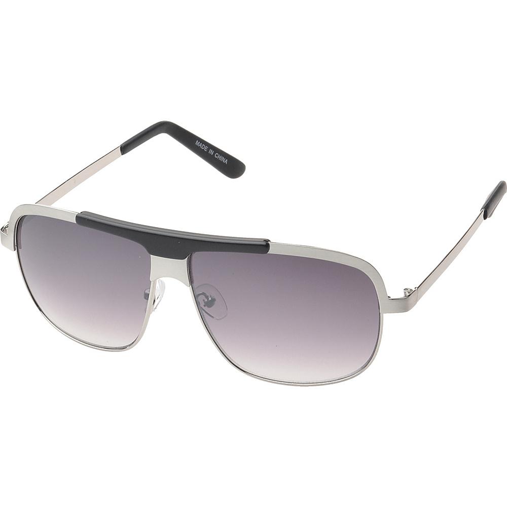 SW Global Centerville Rectangle Fashion Sunglasses Grey - SW Global Eyewear - Fashion Accessories, Eyewear