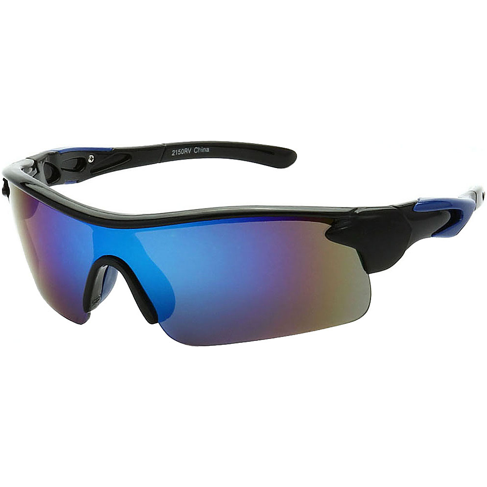 SW Global Active Sport Sunglasses Purple - SW Global Eyewear - Fashion Accessories, Eyewear