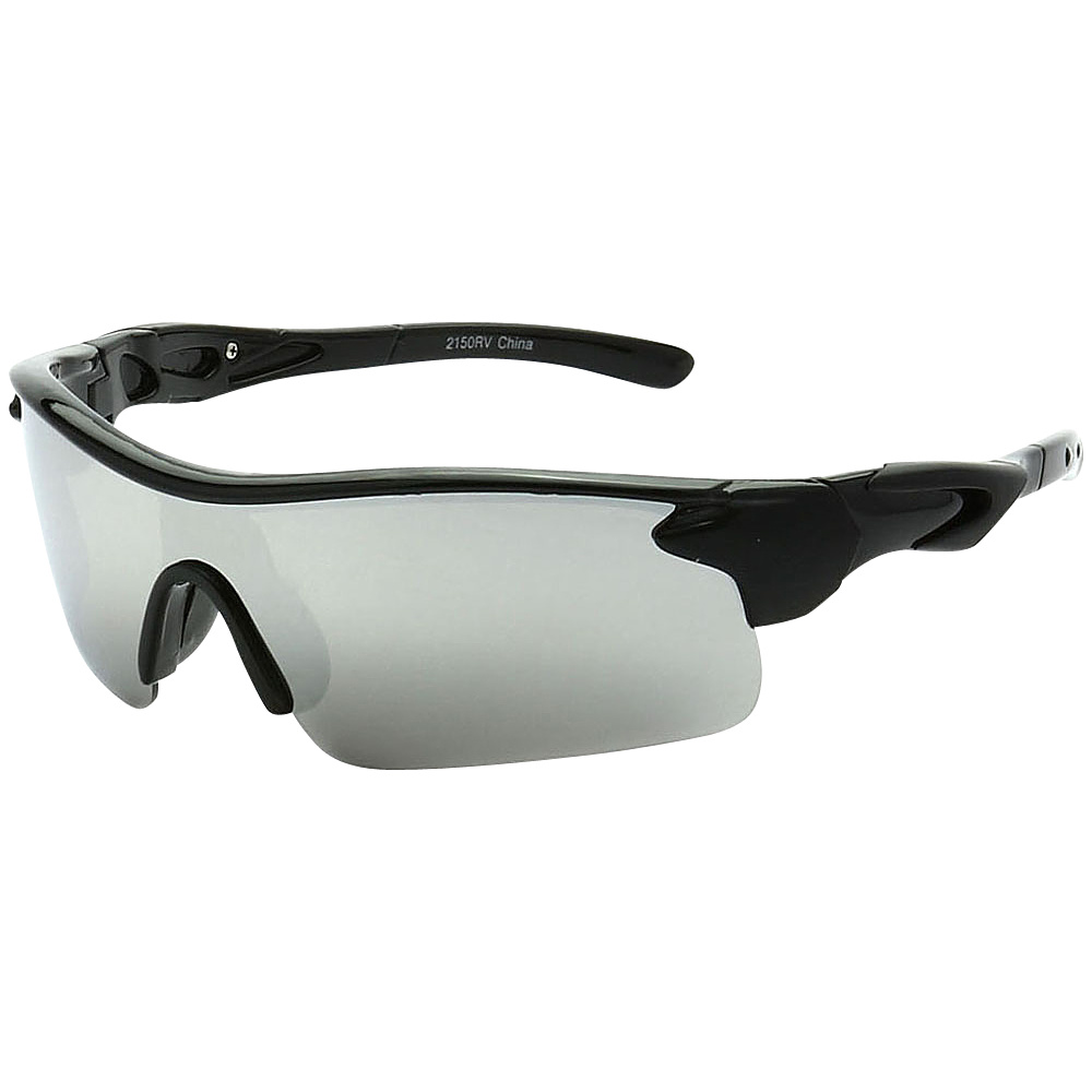 SW Global Active Sport Sunglasses Silver - SW Global Eyewear - Fashion Accessories, Eyewear