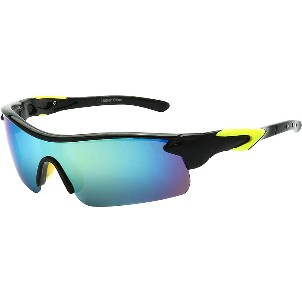 SW Global Active Sport Sunglasses Yellow - SW Global Eyewear - Fashion Accessories, Eyewear