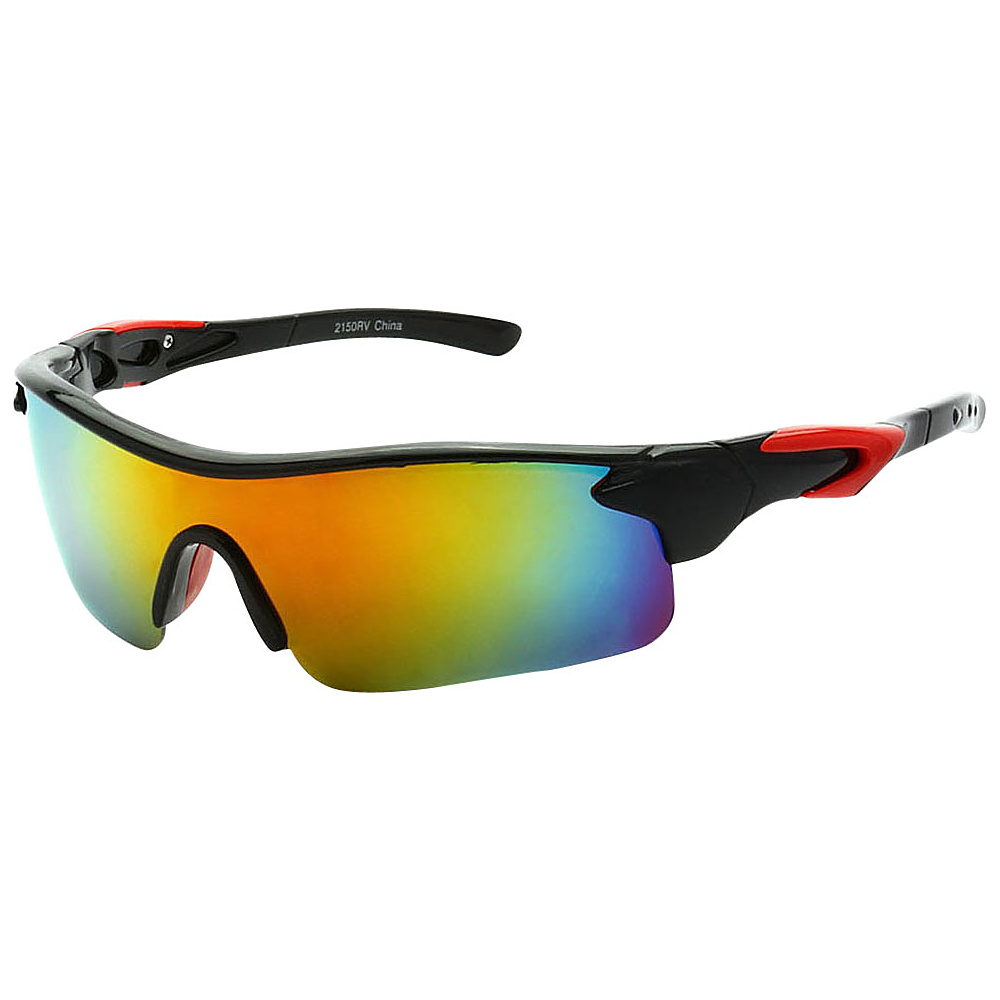 SW Global Active Sport Sunglasses Multi - SW Global Eyewear - Fashion Accessories, Eyewear