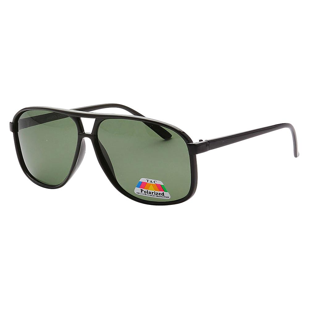 SW Global Polarized Tactical Aviator UV400 Sunglasses Black Smoke - SW Global Eyewear - Fashion Accessories, Eyewear