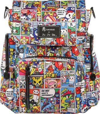 Ju-Ju-Be tokidoki Be Sporty Convertible Messenger/Backpac...
