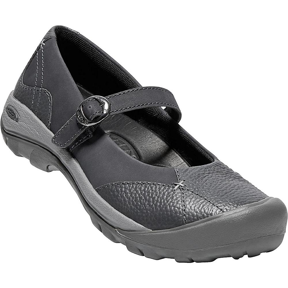 KEEN Womens Presidio MJ Slip-On 10 - Magnet/Steel Grey - KEEN Womens Footwear - Apparel & Footwear, Women's Footwear