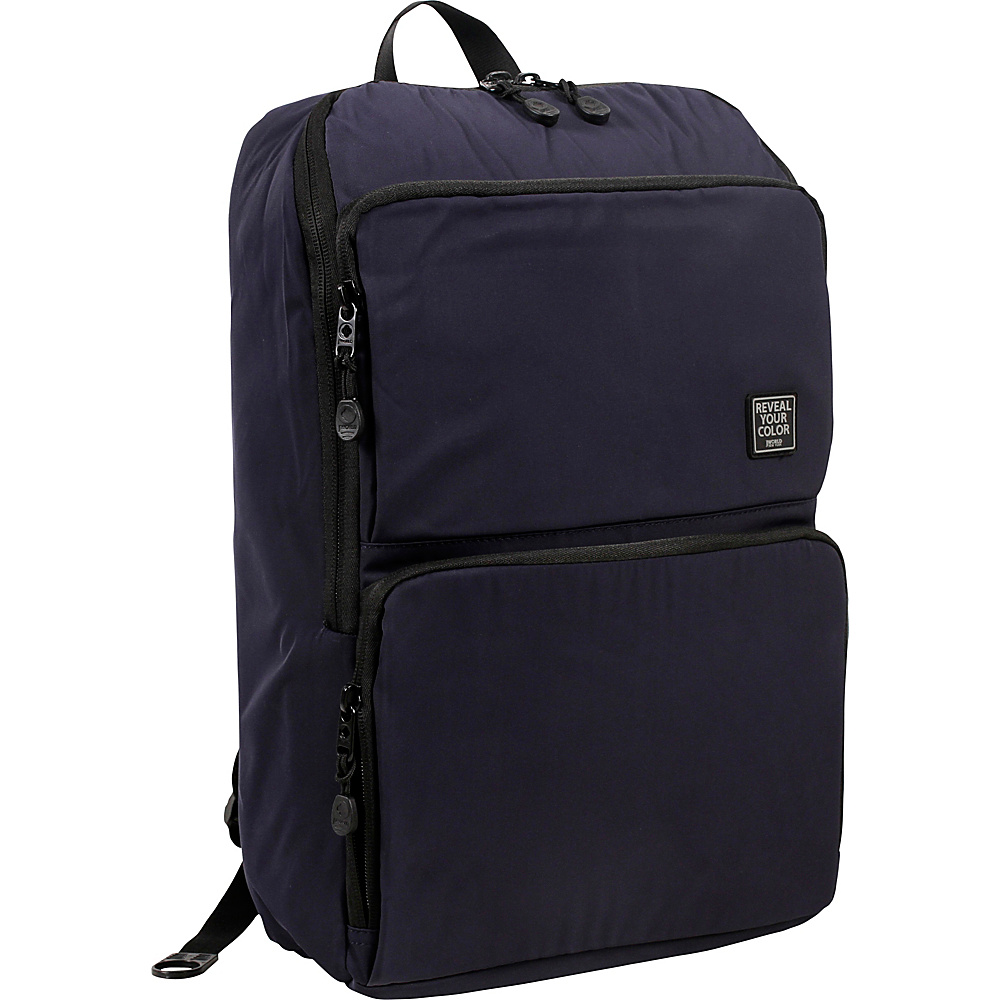 J World New York Elite Laptop Backpack Navy - J World New York Laptop Backpacks - Backpacks, Laptop Backpacks
