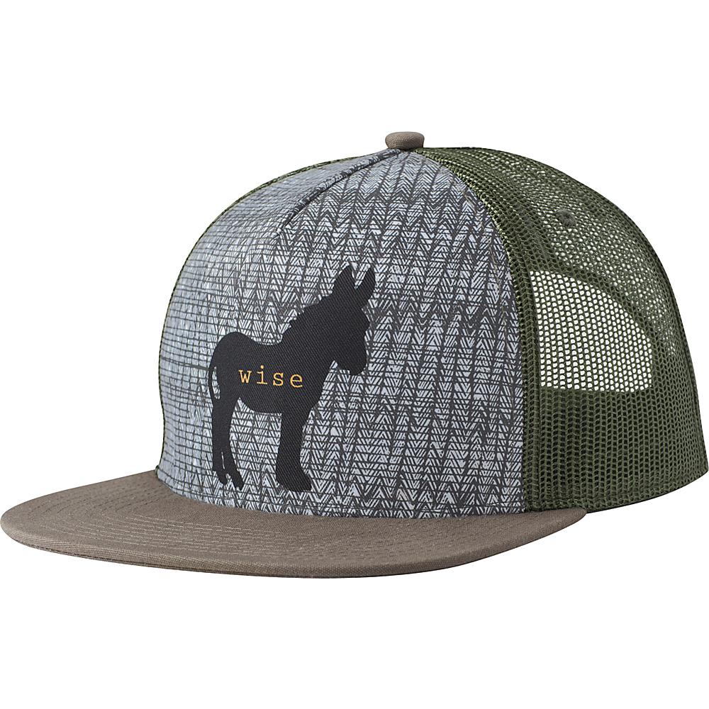 PrAna Journeyman Trucker Hat One Size - Wise - PrAna Hats - Fashion Accessories, Hats
