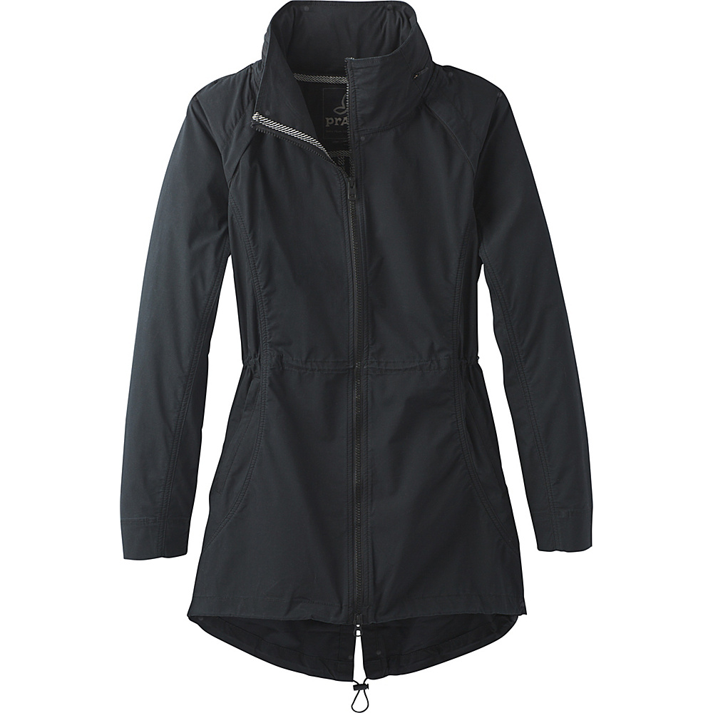 PrAna Horizon Anorak Jacket XS - Black - PrAna Womens Apparel - Apparel & Footwear, Women's Apparel