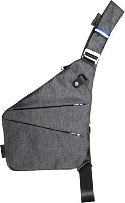 NIID NIID Sling Shoulder Crossbody Chest Bag Pack Gray - NIID Slings