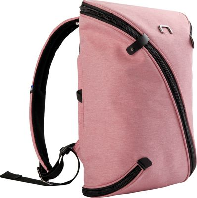 NIID NIID UNO II Slim Laptop Backpack Pink - NIID Laptop Backpacks