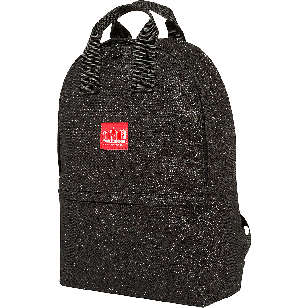 Manhattan Portage Midnight Governors Backpack Black - Manhattan Portage School & Day Hiking Backpacks - Backpacks, School & Day Hiking Backpacks