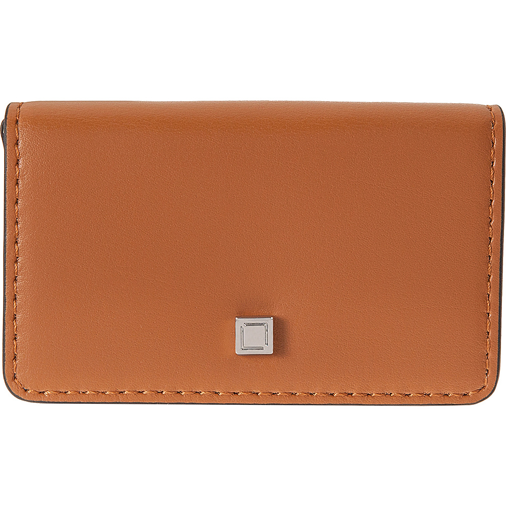 Lodis Silicon Valley RFID Mini Card Case Toffee/Taupe - Lodis Womens Wallets - Women's SLG, Women's Wallets