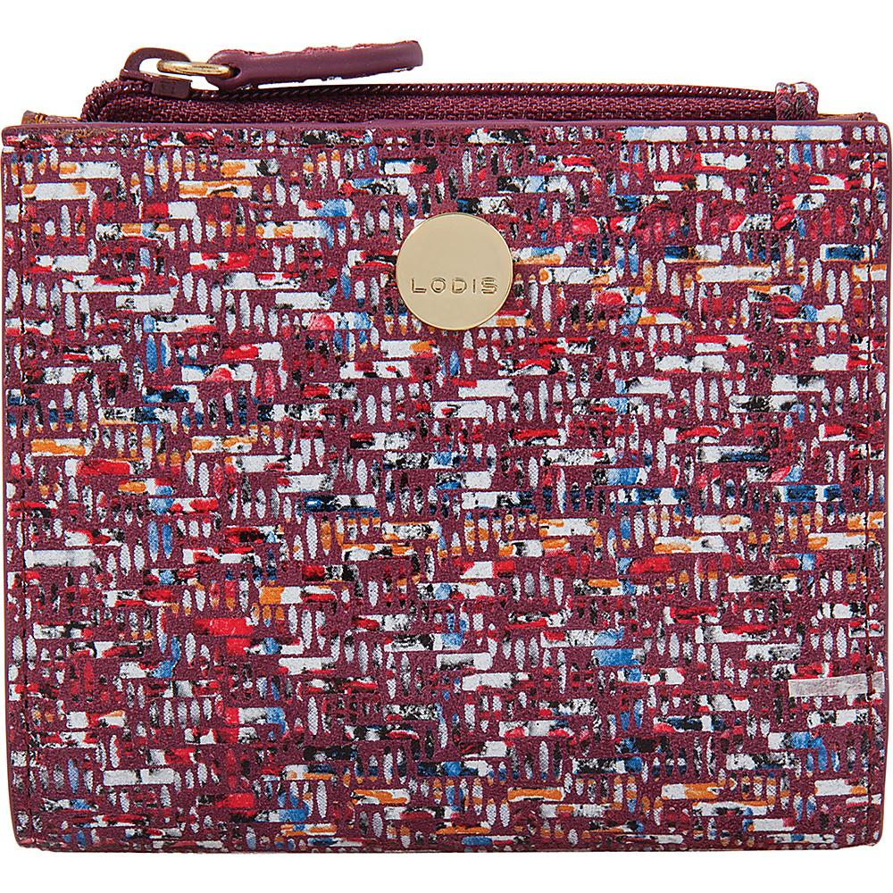 Lodis Tweetable Tweed RFID Aldis Wallet Brick - Lodis Womens Wallets - Women's SLG, Women's Wallets