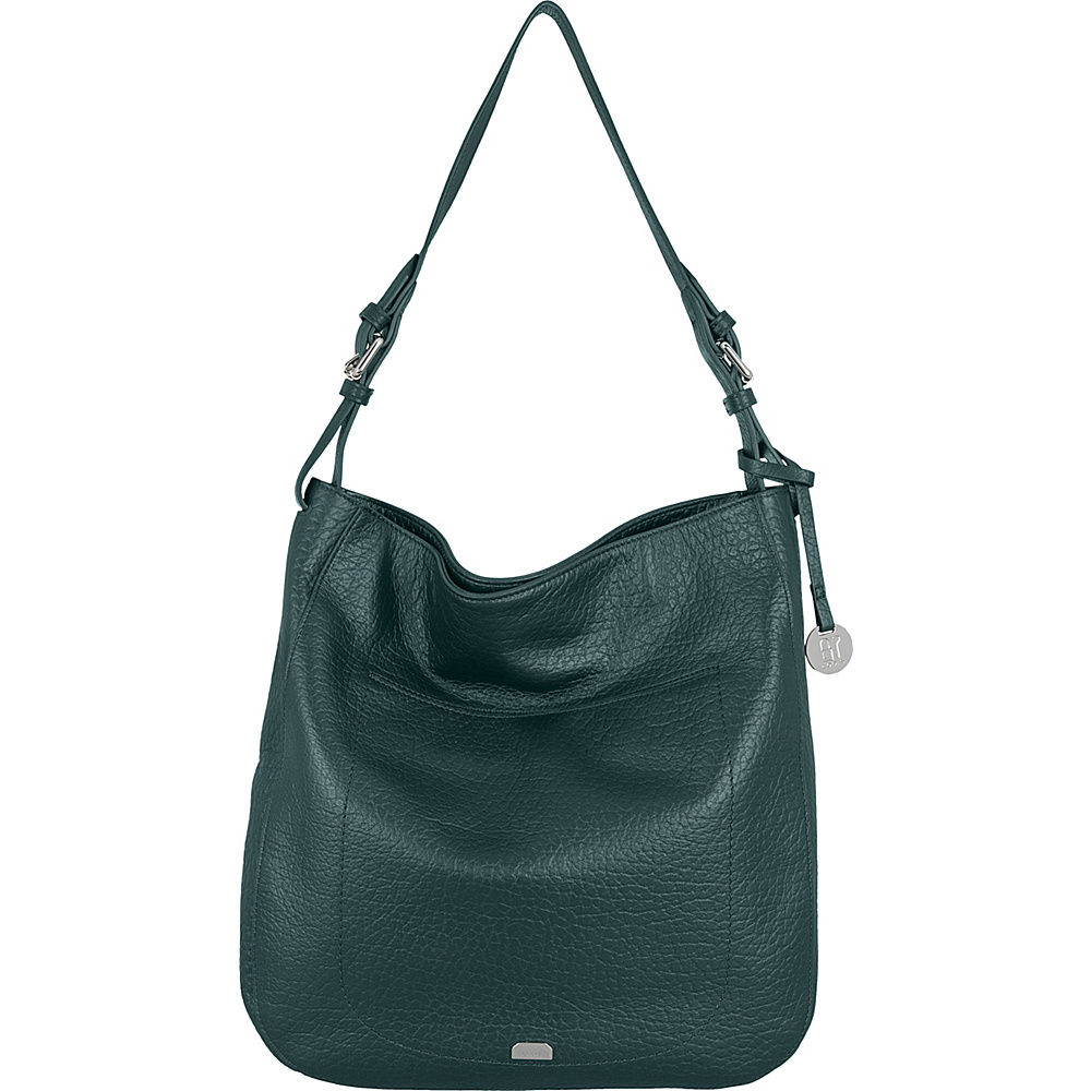 Lodis Borrego RFID Dortha Hobo Forest - Lodis Leather Handbags - Handbags, Leather Handbags