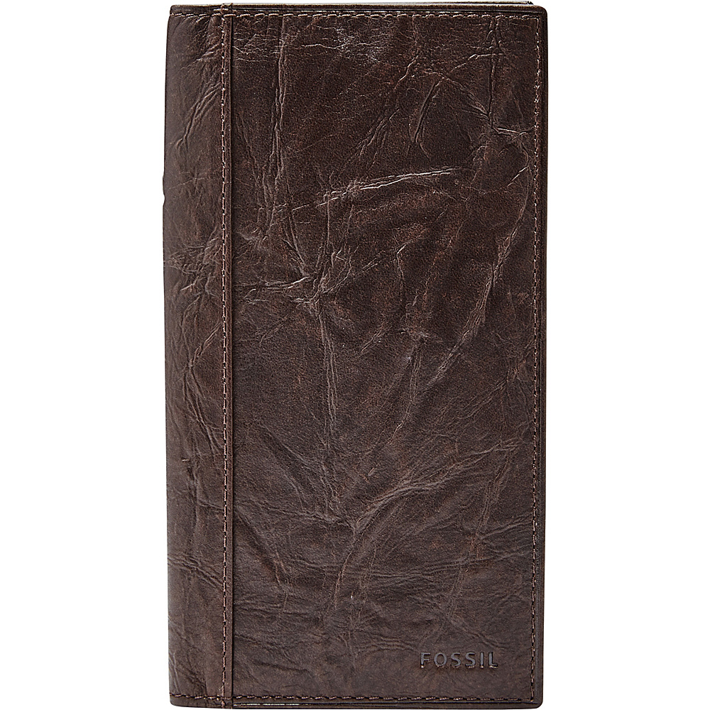Fossil Neel Executive Wallet Brown - Fossil Mens Wallets - Work Bags & Briefcases, Men's Wallets