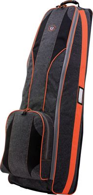 Golf Travel Bags LLC Viking Heather Golf Travel Bag Orange - Golf Travel Bags LLC Golf Bags