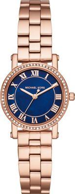 Michael Kors Watches Petite Norie Three-Hand Watch Rose Gold - Michael Kors Watches Watches