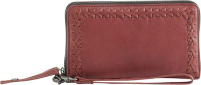 Day & Mood Anna Wallet Rusty Red - Day & Mood Women's Wallets