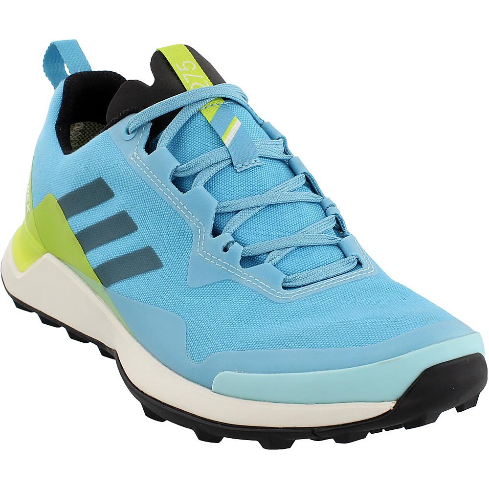 adidas outdoor Womens Terrex CMTK GTX Shoe 10 - Vapour Blue/Black/Semi Solar Yellow - adidas outdoor Womens Footwear - Apparel & Footwear, Women's Footwear