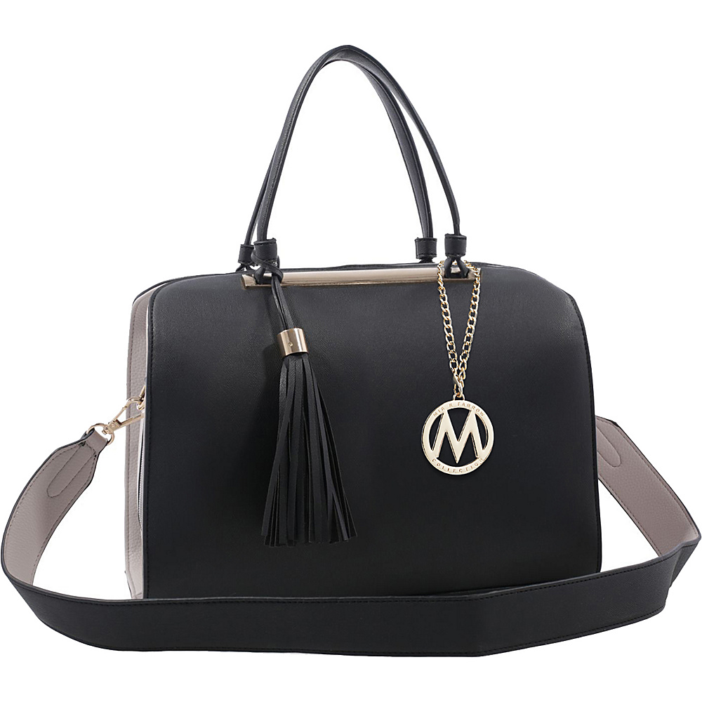 MKF Collection by Mia K. Farrow Viola Tote Black - MKF Collection by Mia K. Farrow Manmade Handbags - Handbags, Manmade Handbags