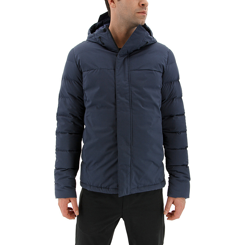 adidas outdoor Mens Climawarm Jacket S - Trace Blue - adidas outdoor Mens Apparel - Apparel & Footwear, Men's Apparel