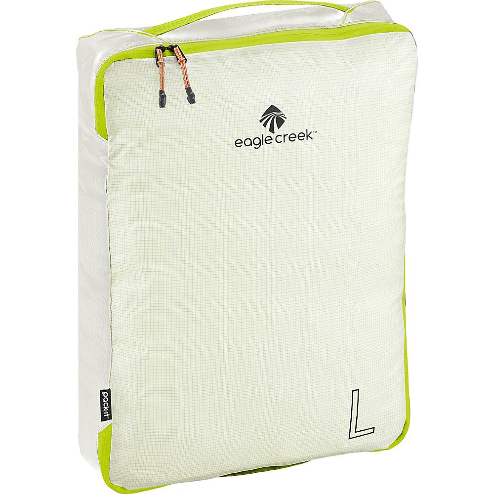 Eagle Creek Pack-It Specter Tech Cube L White/Strobe - Eagle Creek Travel Organizers - Travel Accessories, Travel Organizers