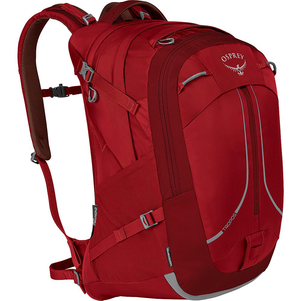 Osprey Tropos 32L Laptop Backpack Robust Red - Osprey Laptop Backpacks - Backpacks, Laptop Backpacks
