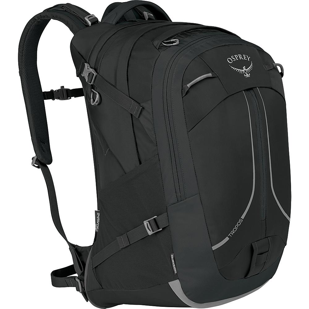 Osprey Tropos 32L Laptop Backpack Black - Osprey Laptop Backpacks - Backpacks, Laptop Backpacks