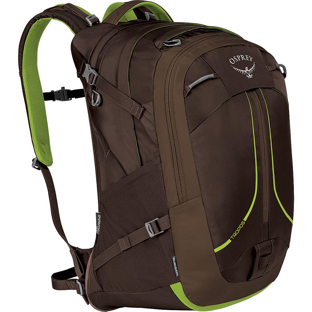 Osprey Tropos 32L Laptop Backpack Komodo Green - Osprey Laptop Backpacks - Backpacks, Laptop Backpacks