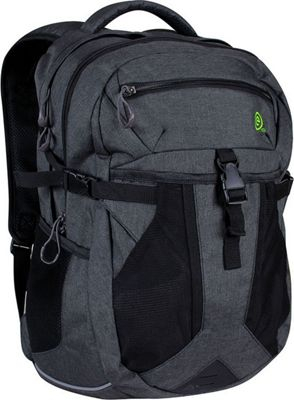 ecogear Big Horn 17 Laptop Backpack Asphalt - ecogear Laptop Backpacks