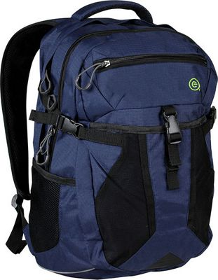ecogear Big Horn 17 Laptop Backpack Egyptian Blue - ecogear Laptop Backpacks