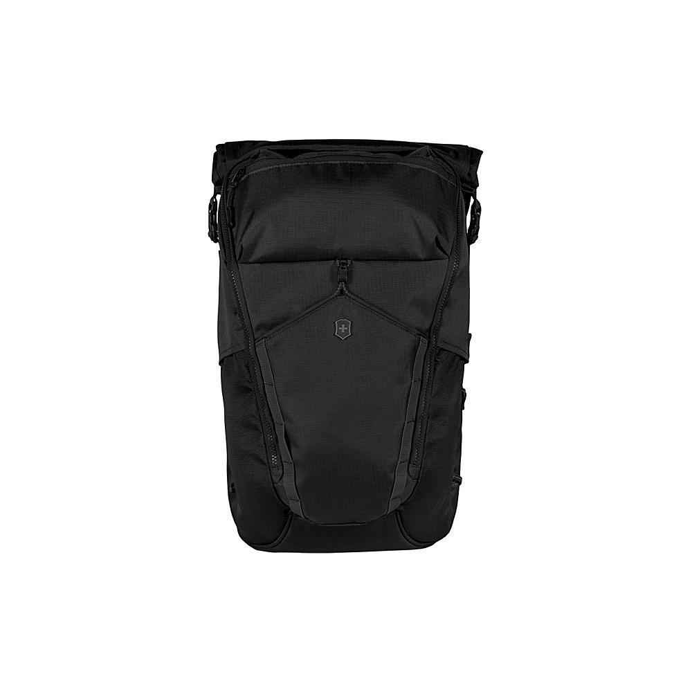 Victorinox Altmont Active Deluxe Rolltop Laptop Backpack Black - Victorinox Laptop Backpacks