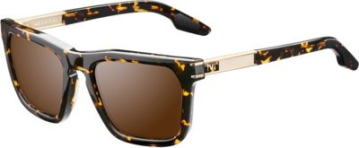 IVI Gravitas Sunglasses Ambercomb Tortoise - IVI Eyewear