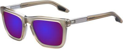 IVI Gravitas Sunglasses Matte Dust - Gunmetal - IVI Eyewear