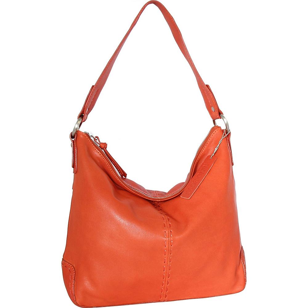 Nino Bossi Jayda Shoulder Bag Sunset - Nino Bossi Leather Handbags - Handbags, Leather Handbags