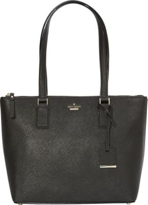 kate spade new york Cameron Street Small Lucie Shoulder Bag Black - kate spade new york Designer Handbags