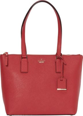 kate spade new york Cameron Street Small Lucie Shoulder Bag Rosso - kate spade new york Designer Handbags
