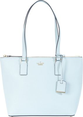 kate spade new york Cameron Street Small Lucie Shoulder Bag Shimmer Blue - kate spade new york Designer Handbags