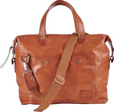 Nixon Calle Messenger II Saddle - Nixon Messenger Bags