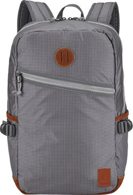 Nixon Scout Laptop Backpack II Gray - Nixon Laptop Backpacks